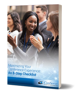 E book Maximize Your Conference Experience